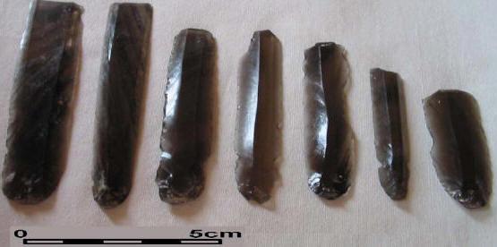 Resultado de imagen de neolitico obsidiana