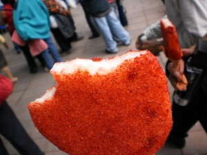 6 dulces mexicanos