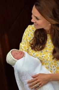 Image: BRITAIN-ROYALS-BABY