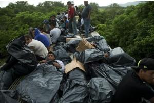 Mexico Child Migrant Overload