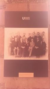 """""""Médicos y maestros de la clase de medicina del Instituto Científico y Literario, 1880""""."""