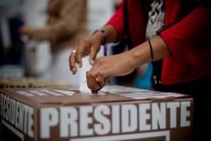 (92)MEXICO-CHIMALHUACAN-POLITICA-ELECCIONES