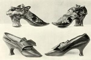 El-zapato-a-partir-de-la-Edad-Media