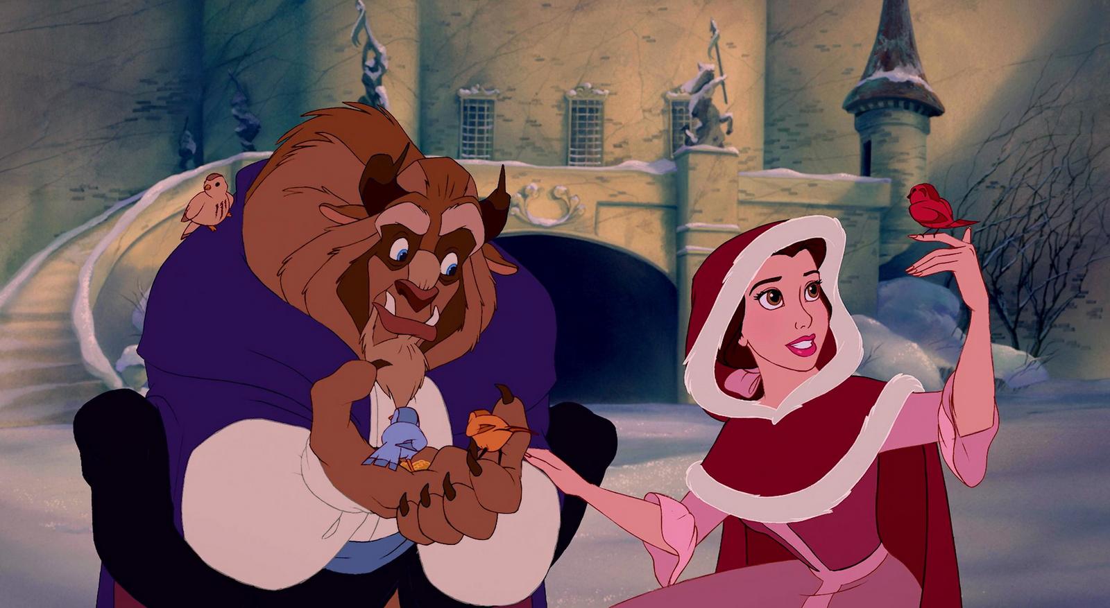La Verdadera Historia De Walt Disney Sus Dibujos Y: La Verdadera Historia De 'La Bella Y La Bestia'