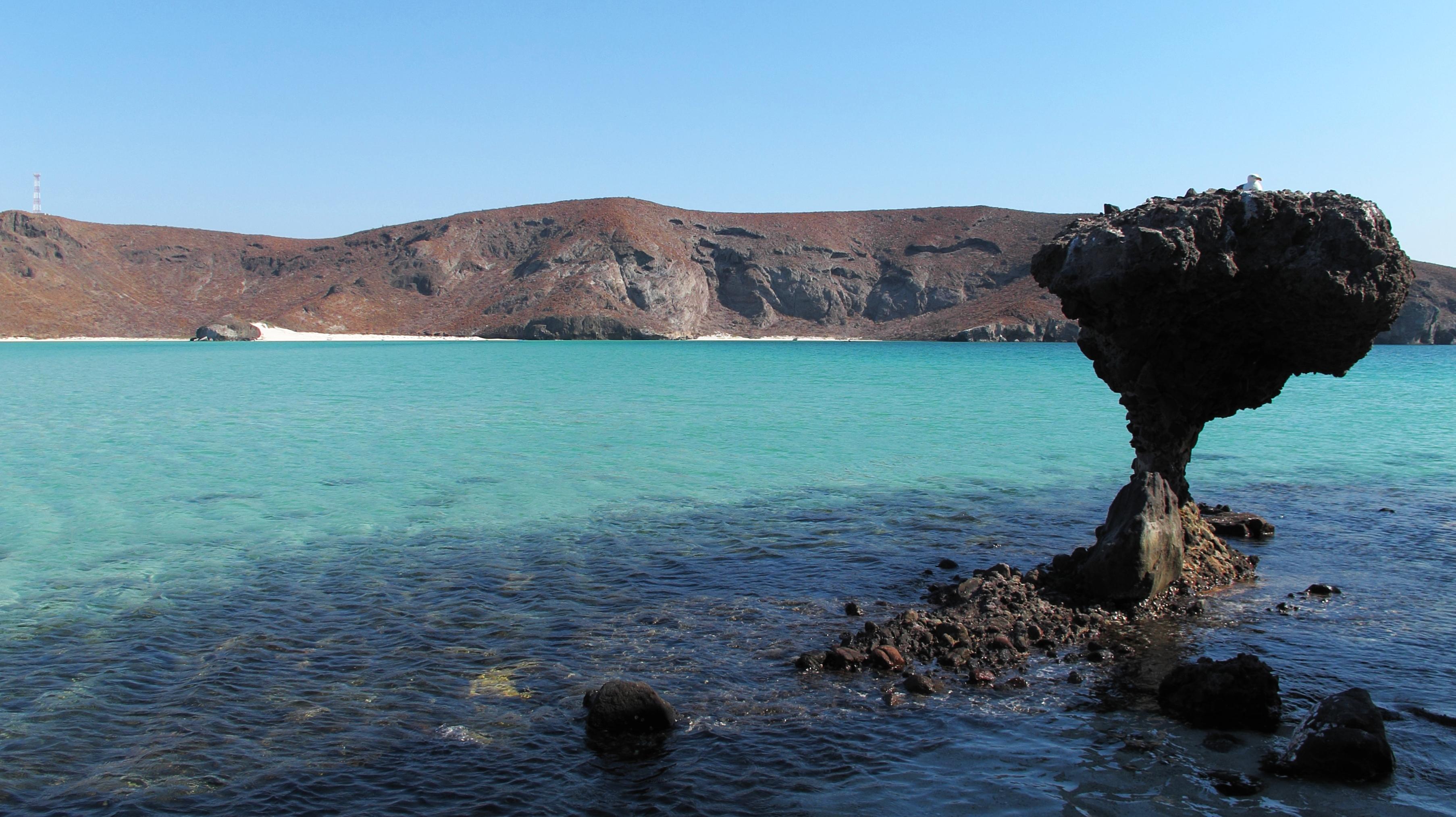 mar de La Paz